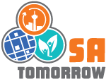 SA Tomorrow logo
